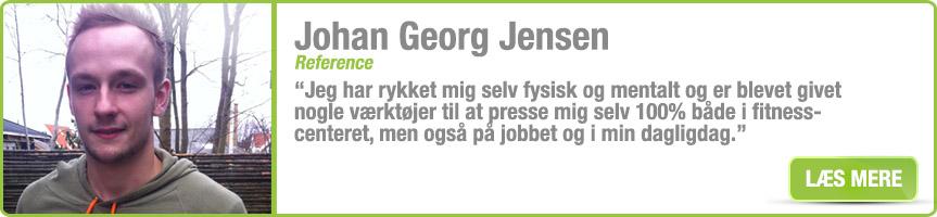 Johan Georg Jensen