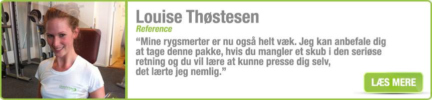 Louise Th�stesen