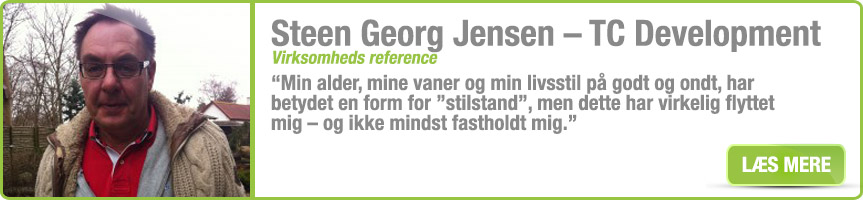 Steen Georg Jensen