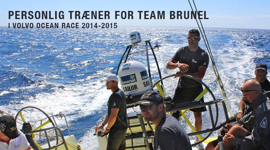OmniVit og Team Brunel